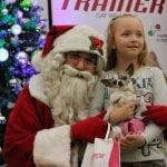 SAVRŠEN PROVOD ZA SVE LJUBIMCE: Deda Mraz i ove godine deli paketiće u Delta City-ju