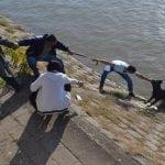 FOTO: Nepoznati dečko skočio u Savu i spasio labradora! TRAŽI SE VLASNIK!