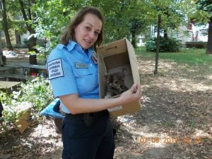 KOMUNALNI POLICAJAC petface