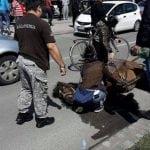 NIŠ: Konj kolabirao od umora i bolesti, vlasnici nisu dozvolili da mu se pomogne!