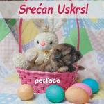 srecan uskrs petface