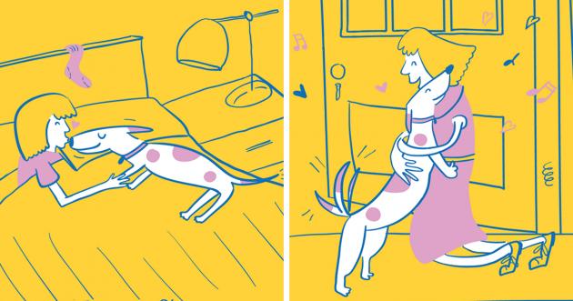 pseće mame petface