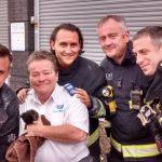 Nestašluk mačke Ejs: Vatrogasci je spasili iz odvodne cevi!