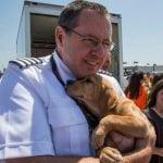 Američka avio-kompanija prevezla u Kaliforniju životinje koje su preživele uragan