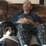Mešanka Jola, čiji je vlasnik preminuo, oporavlja se uz novog prijatelja