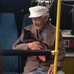 Fotografija dekice i njegove mačke iz GSP-a koju svi obožavaju!