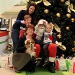 KRAGUJEVAC treća stanica Deda Mraza za ljubimce