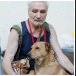 PRIČA KOJA SLAMA SRCE: Đuro je bio beskućnik i sve što zaradi davao je za Pimpija. Danas je preminuo!