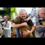 PROBAJTE DA NE ZAPLAČETE: Reakcije pasa koji su ugledali svoje vlasnike nakon dugo vremena!