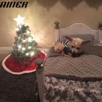 PRESLATKO: Kupidon dobija svoju božićnu jelku