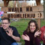 Braća Vidović, glumci, u novoj kampanji za napuštene životinje!