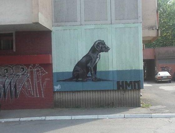 mural petface