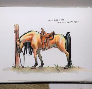 Umetnica Olivija, moćnim slikama prikazala patnje životinja o kojima se često ćuti!