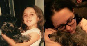 odlucila da usvoji psa petface