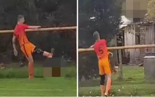 fudbaler usmrtio kokosku petface