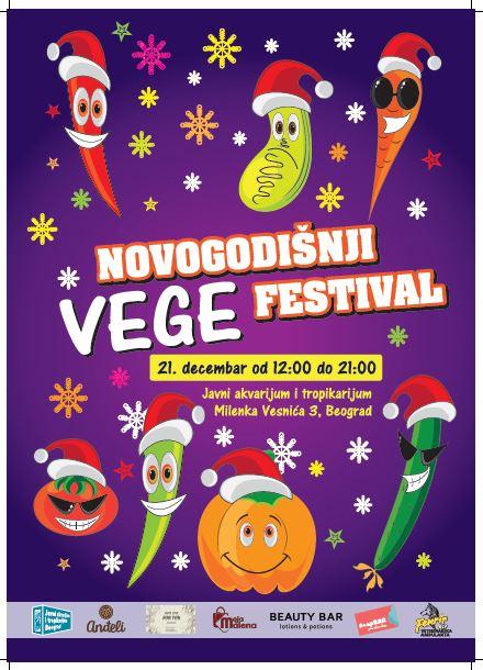 novogodišnji vege festival petface