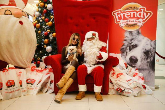 DEDA MRAZ OBRADOVAO LJUBIMCE NOVOG SADA: Ovo je bila jedna nezaboravna novogodišnja žurka! (FOTO GALERIJA)