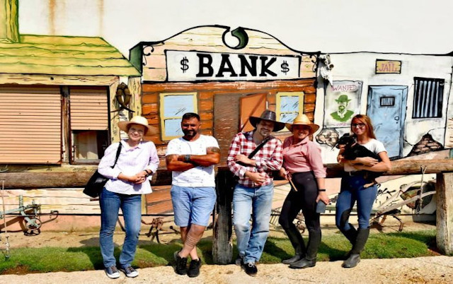PARČE TEKSASA U BEOGRADU! Zavirite u autentičan kaubojski stil Divljeg Zapada! (FOTO)