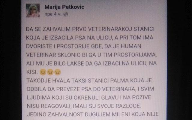 Priča iz Leskovca